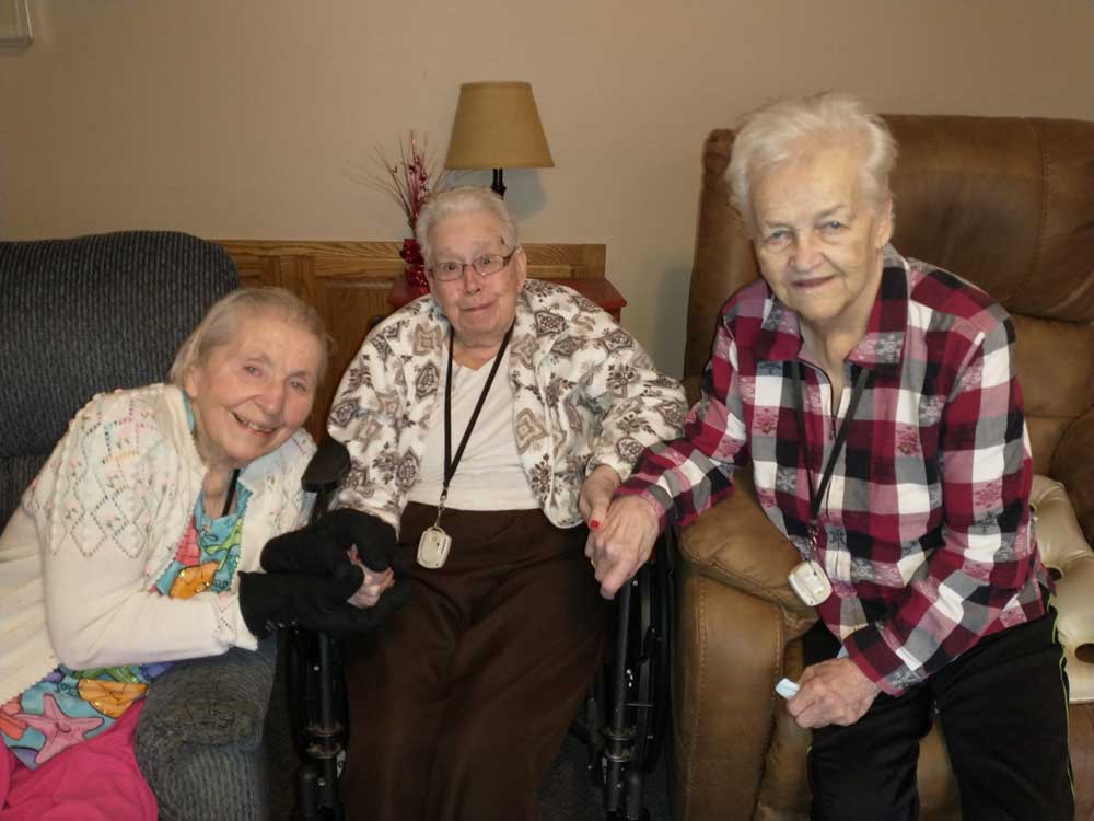 Pine View Assisted Living Activity